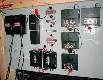 boston and maine in the  the fourth is for accessory b which is for switches and un couplers the dcs tiu and tmcc cable are clearly shown